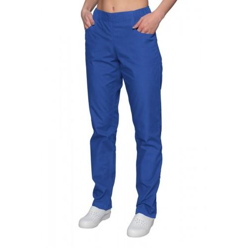 Spodnie chirurgiczne niebieskie