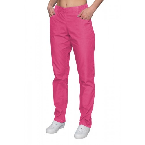 Spodnie chirurgiczne różowe