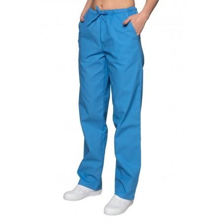 Spodnie chirurgiczne  niebieski
