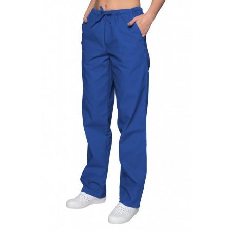 Spodnie chirurgiczne  niebieski2