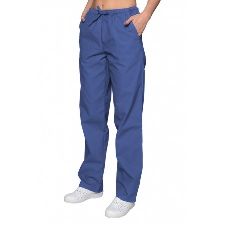 Spodnie chirurgiczne  średni niebieski