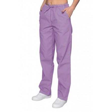 Spodnie chirurgiczne jasny fiolet
