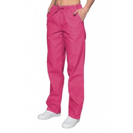 Spodnie chirurgiczne różowy