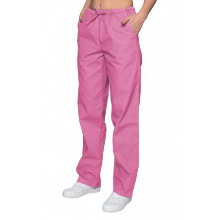 Spodnie chirurgiczne  jasny róż