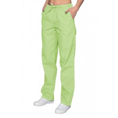 Spodnie chirurgiczne  limonka