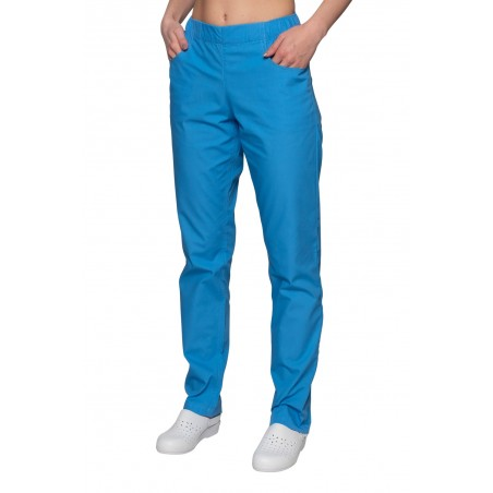Spodnie chirurgiczne jasny niebieski