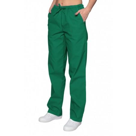 Spodnie chirurgiczne zieleń